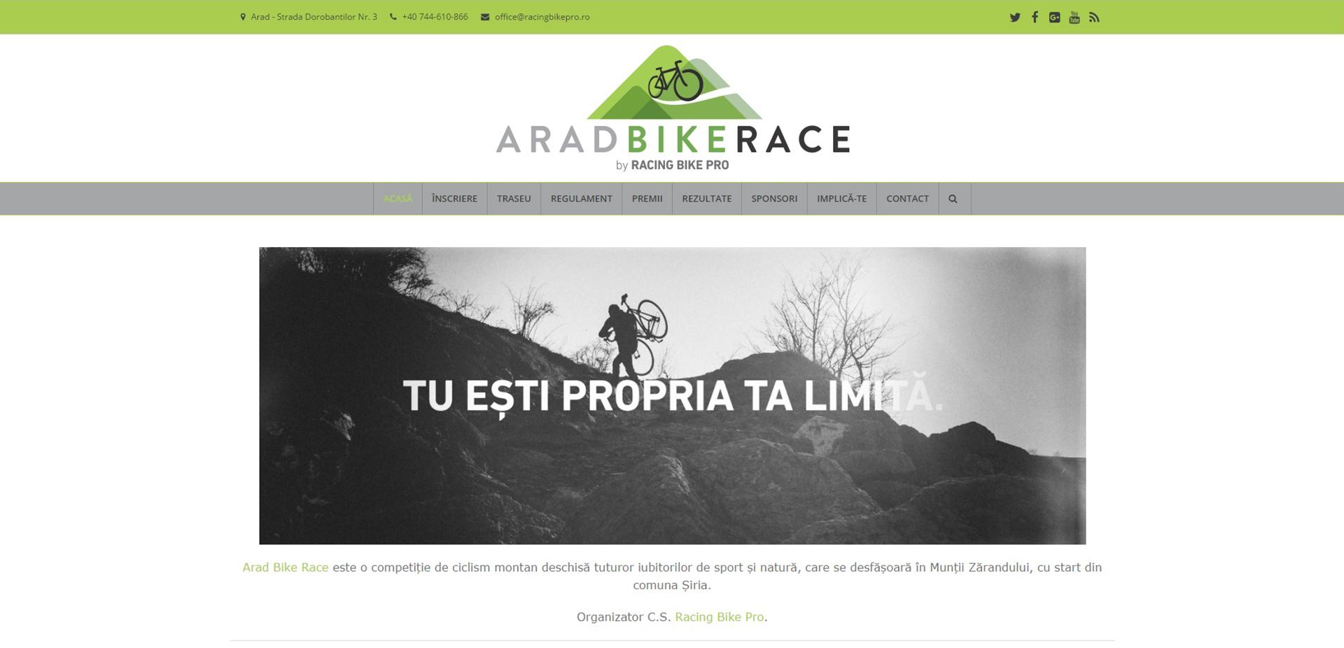 aradbikerace.ro
