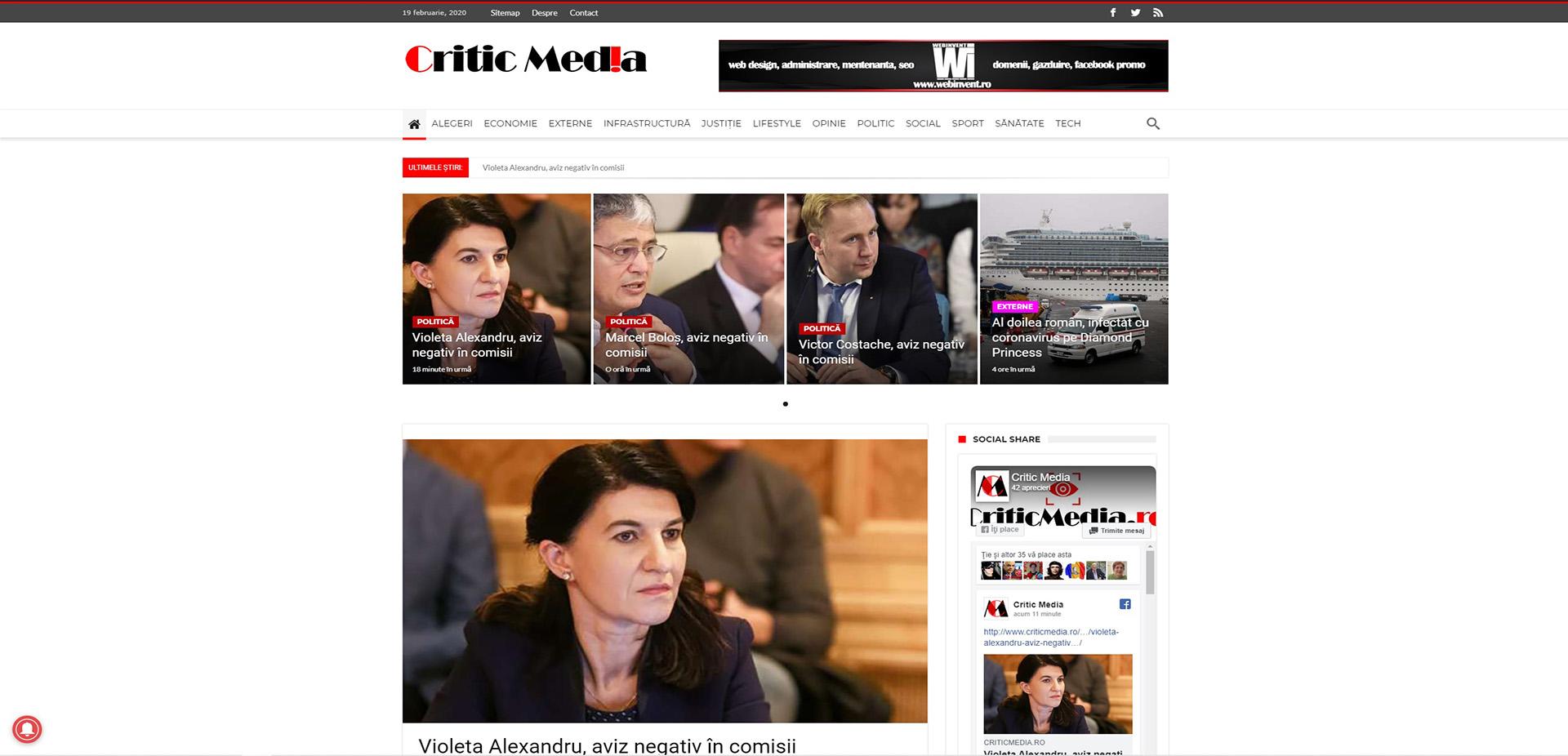 criticmedia.ro